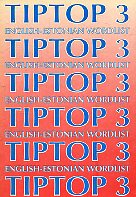 Tiptop 3. English-Estonian wordlist