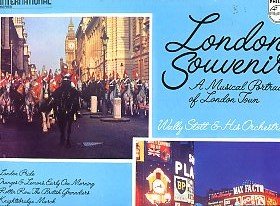 London Souvenir - a musical portrait of London town