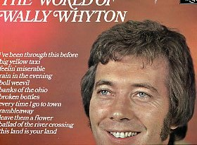 The world of Wally Whyton