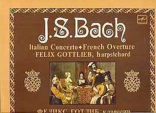 J. S. Bach, Italian concerto, French overture
