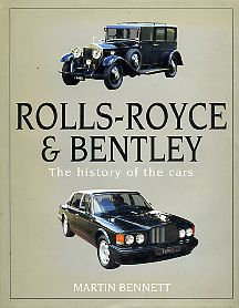 Rolls-Royce and Bentley. The history of the Cars