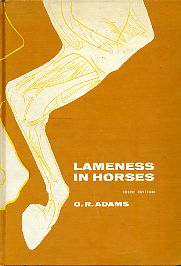 Lameness in Horses. 3rd edition