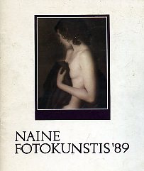 Naine fotokunstis '89. 3. rahvusvaheline salong. 3. international salon. 3. internationaler Salon. 3 международный салон