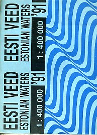 Eesti veed '91. Estonian waters '91