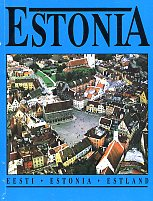 Estonia. Once again a country on the map of the world