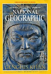 National Geographic 1996 December. Vol. 190. No. 6