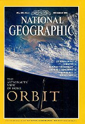 National Geographic 1996 November. Vol. 190. No. 5