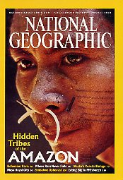 National Geographic 2003 August. Vol. 204. No. 2