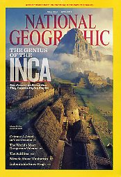 National Geographic 2011 April. Vol. 219. No. 4
