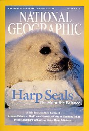 National Geographic 2004 March. Vol. 205. No. 3