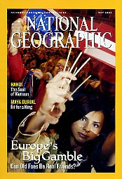 National Geographic 2004 May. Vol. 205. No. 5