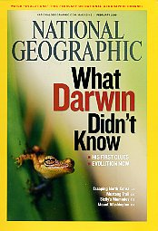 National Geographic 2009 February. Vol. 215. No. 2