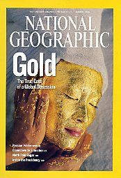 National Geographic 2009 January. Vol. 215. No. 1