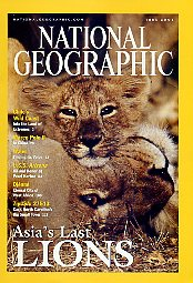 National Geographic 2001June. Vol. 199. No. 6
