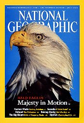 National Geographic 2002 July. Vol. 202. No. 1