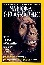 National Geographic 2002 August. Vol. 202. No. 2