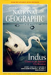 National Geographic 2000 June. Vol. 197. No. 6