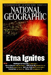 National Geographic 2002 February. Vol. 201. No. 2