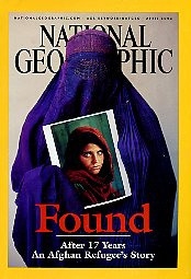 National Geographic 2002 April. Vol. 201. No. 4
