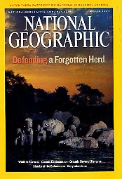 National Geographic 2007 March. Vol. 211. No. 3