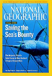 National Geographic 2007 April. Vol. 211. No. 4