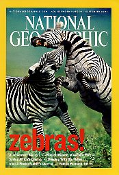 National Geographic 2003 September. Vol. 204. No. 3