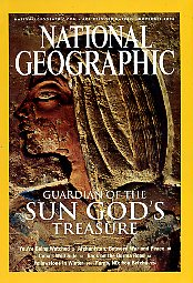 National Geographic 2003 November. Vol. 204. No. 5