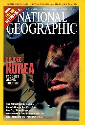 National Geographic 2003 July. Vol. 204. No. 1