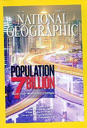 National Geographic 2011 January. Vol. 219. No. 1