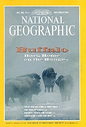 National Geographic 1994 November. Vol. 186. No. 5