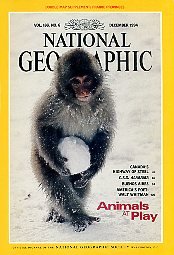 National Geographic 1994 December. Vol. 186. No. 6