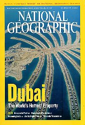 National Geographic 2007 January. Vol. 211. No. 1