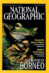 National Geographic 2000 October. Vol. 198. No. 4