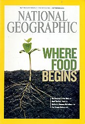 National Geographic 2008 September. Vol. 214. No. 3