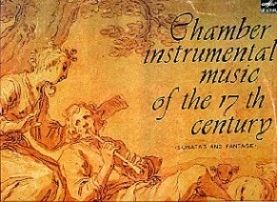 Chamber instrumental music of the 17th century