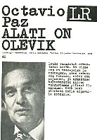 Alati on olevik