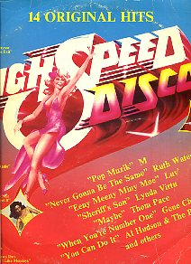 High speed disco - 14 original hits