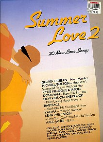 Summer love 2 - 20 new love songs (2 plaadiga komplekt)