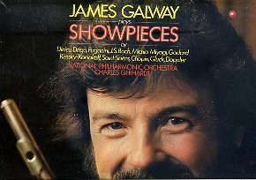 James Galway plays showpieces