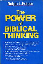 The Power of Biblical Thinking