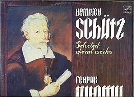 Selected choral works. 2 plaadiline komplekt