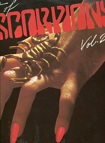 Best Of Scorpions, Vol. 2
