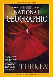 National Geographic 1994 May. Vol. 185. No. 5