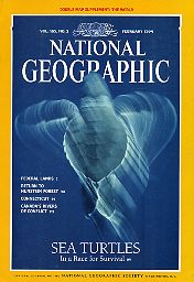 National Geographic 1994 February. Vol. 185. No. 2