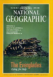National Geographic 1994 April. Vol. 185. No. 4