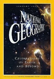 National Geographic 2000 January