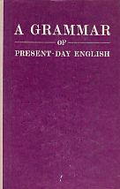 A grammar of present-day English