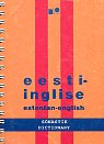 Eesti-inglise sõnastik. Estonian- English dictionary