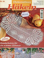 Dekoratives Häkeln nr. 65