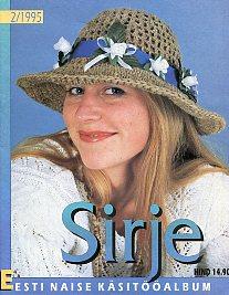 9017fd990fa Toimetanud: Anne Aare Sirje. ''Eesti Naise'' käsitööleht 1995/2 ...